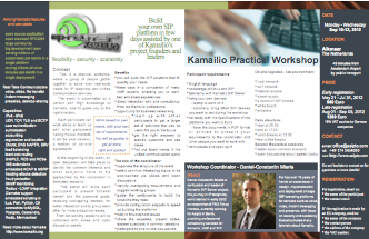 Kamailio Practical Workshop